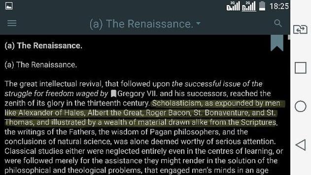 History of the Catholic Church apk screenshot
