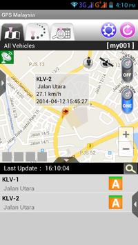 GPS Fleet Managemen Malaysia apk screenshot