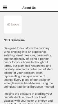 NEO Glassware apk screenshot