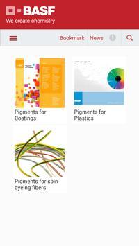 BASF Pigment Finder apk screenshot