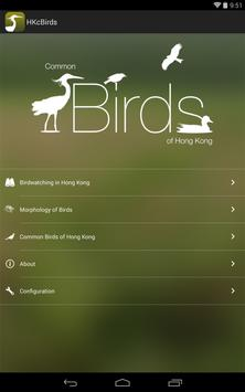 Common Birds of Hong Kong apk screenshot