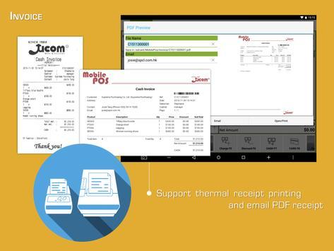 Ucom MobilePOS apk screenshot