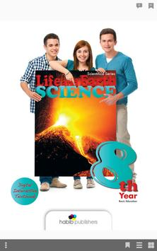 Science Life BE8 – Habib poster