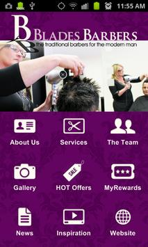 Blades Barbers poster