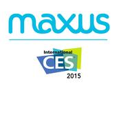 Maxus CES 2015 icon