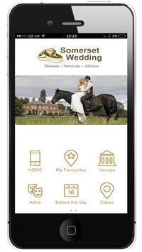 Somerset Wedding poster