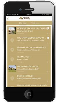 Somerset Wedding apk screenshot