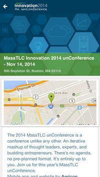 Innovation unConference 2014 apk screenshot