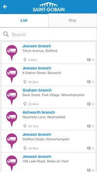 Saint-Gobain UK&Ireland Sites apk screenshot