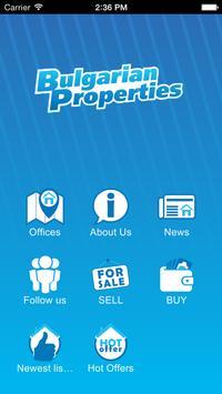 Bulgarian Properties poster