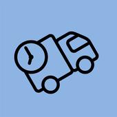 Delivery - Free Promo Credits icon