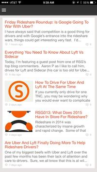 The Rideshare Guy poster
