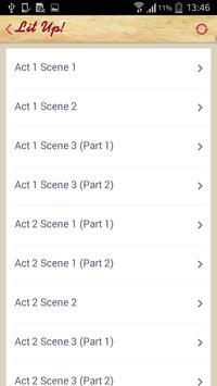 Lit Up! English Literature apk screenshot
