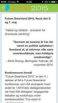 Future Greenland 2015 - GL apk screenshot