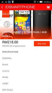 iD Smartphone apk screenshot
