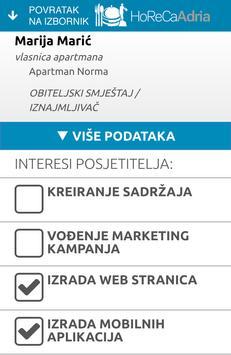 HoReCa Adria 2015 apk screenshot