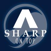 Sharp On Top icon