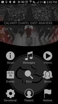 Calvary Chapel East Anaheim poster