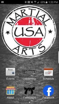 Martial Arts USA poster