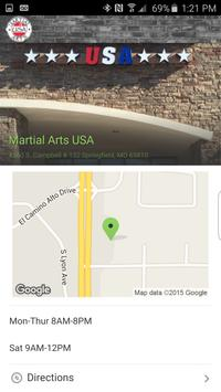 Martial Arts USA apk screenshot
