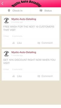 Mystic Auto Detailing Car Wash apk screenshot
