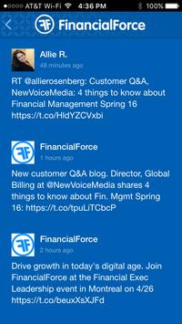 Financialforce UK Commday apk screenshot