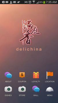 Delichina poster