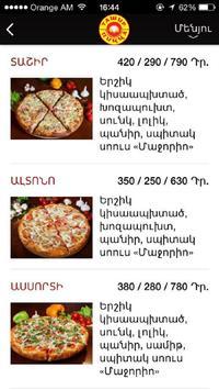 Tashir Pizza apk screenshot