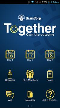 GLG Conference poster