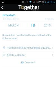 GLG Conference apk screenshot
