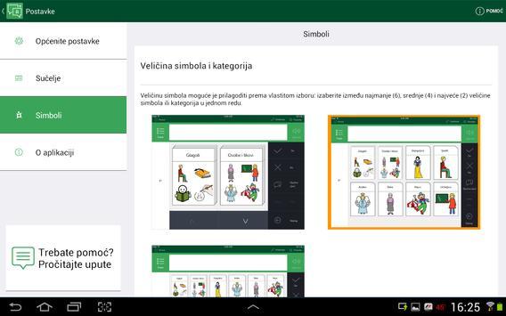 ICT-AAC Komunikator+ apk screenshot