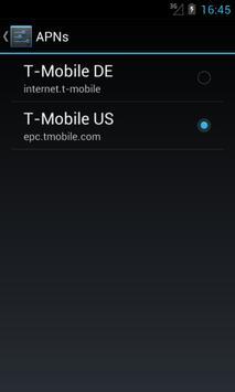 My APN Switch apk screenshot