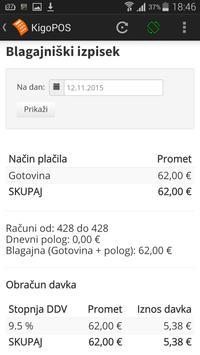KigoPOS apk screenshot