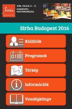 Sirha 2016 HUN apk screenshot