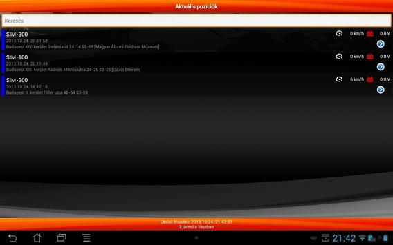 NavCenter apk screenshot