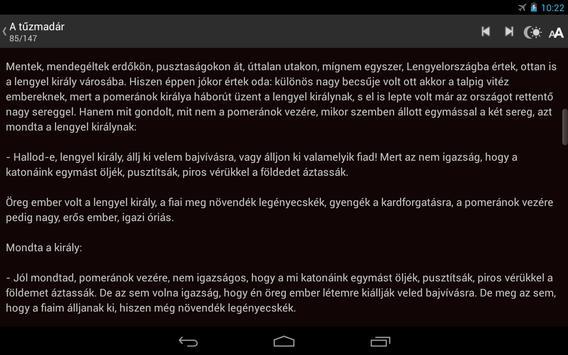 Benedek Elek- A csodaszarvas apk screenshot