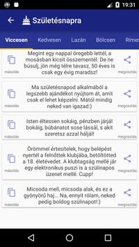 Üzenetek apk screenshot