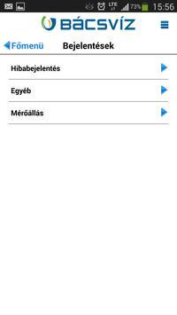 BÁCSVÍZ apk screenshot