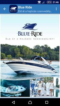 Blue Ride apk screenshot