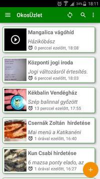 Médiamegosztó apk screenshot