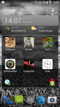 domRemote for Domintell System apk screenshot