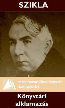 Móra Ferenc Városi Könyvtár poster