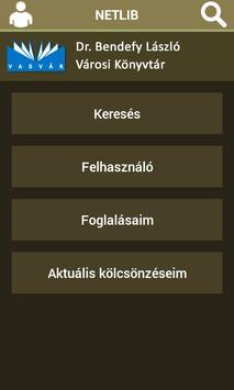 Dr. Bendefy László Könyvtár apk screenshot