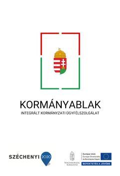 Kormányablak ügyintézés-segítő poster