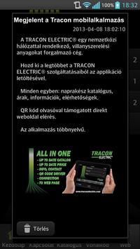 Tracon Electric apk screenshot
