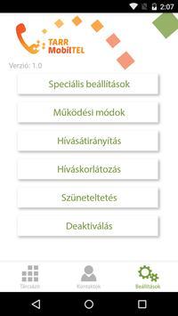 TARR MobilTEL apk screenshot