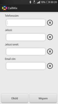 CallMix apk screenshot