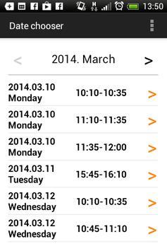 IFR mobil apk screenshot