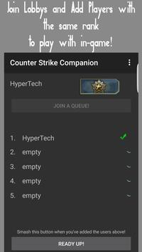 Companion for Counter Strike apk screenshot