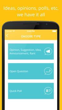 Hyphen - Be Heard at Work! apk screenshot